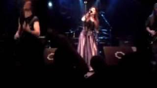 Sirenia live in Madrid (Spain) - Led Astray
