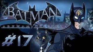 Batman: Arkham Origins Gameplay / Playthrough w/ SSoHPKC Part 17 - Experience for Talking