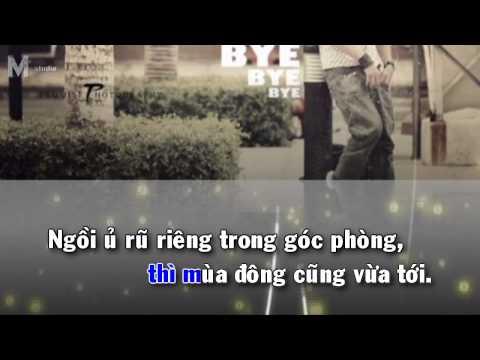 [Karaoke] Hiện tại và quá khứ - The Men