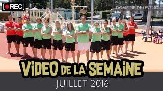 semaine du 16 au 22juillet au campig domaine de leveno GUERANDE