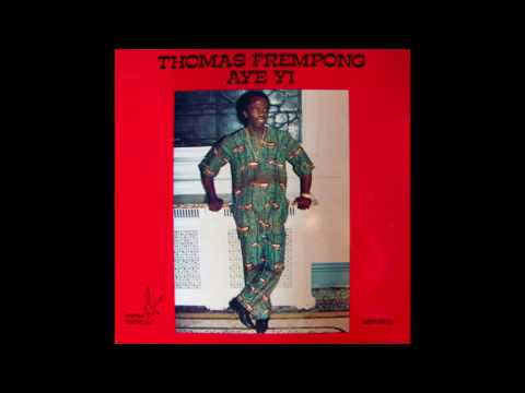 Thomas Frempong | Album: Aye Yi | Highlife • Afro-Funk | Ghana | Date Unknown (approx. 1989)