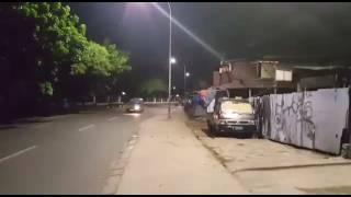 vuclip GENG MOTOR BACOK PENGENDARA SEPEDA MOTOR DI JL.  RAYA LENTENG AGUNG