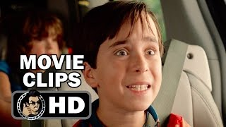 DIARY OF A WIMPY KID: THE LONG HAUL - 4 Movie Clips + Trailer (2017) Alicia Silverstone Comedy HD