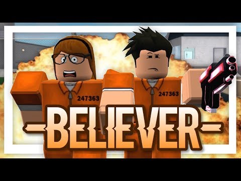 Believer Roblox Music Video Youtube
