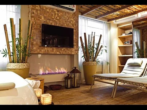 Como decorar uma sala r stica youtube - Decorar casas rusticas ...