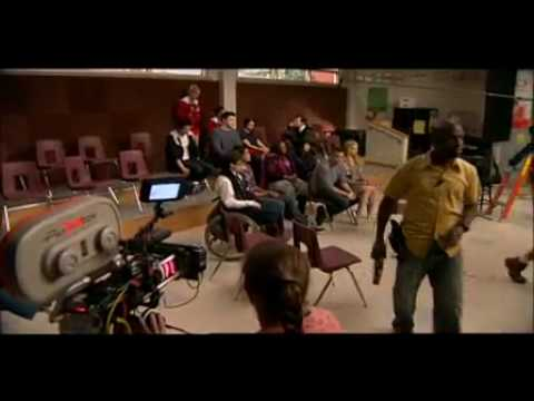 "UltimateGleeks Bringing You GLEE ""HELL-O"" Exclusive Behind The Scenes Footage"