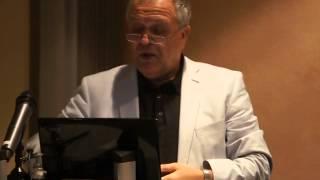 Prof. Mohssen Massarat - IS & Chaos und Krieg im Mittleren Osten: Hintergründe & Alternativen (2/3)
