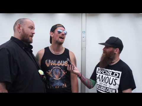 Valous Interview Bloodstock 2016