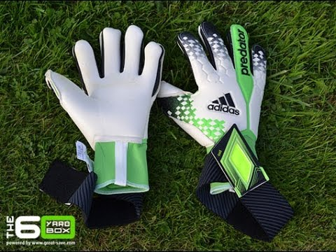 Adidas Predator Pro Goalkeeper Glove Review