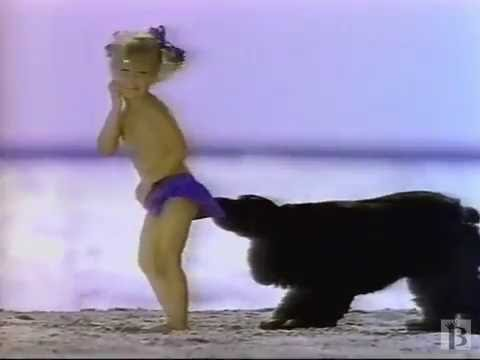 Coppertone Commercial 1990 Youtube