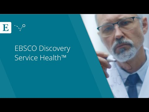 ebsco-discovery-service-health™