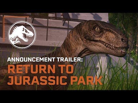 jurassic-world-evolution:-return-to-jurassic-park---announcement-trailer