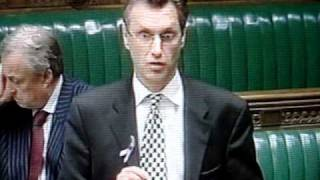 House of Commons - Sir Alan Haselhurst 2003 5