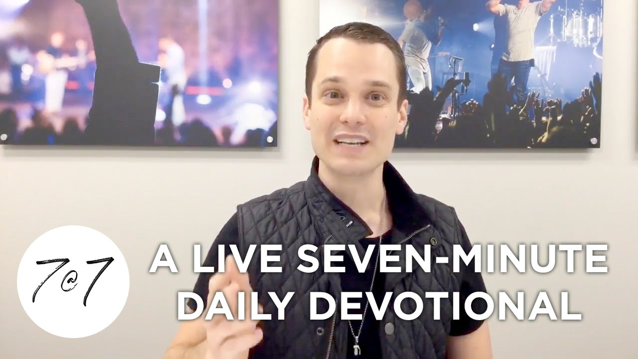 7@7: A Live Seven-Minute Daily Devotional - Day 6