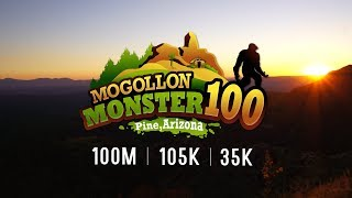 The Mogollon Monster 100