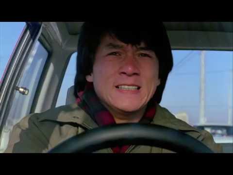 Фильм Мои счастливые звезды 1985 фрагмент с Джеки Чаном