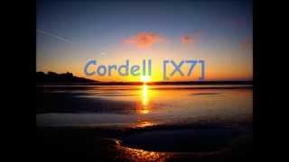 The Cranberries - Cordell Lyrics