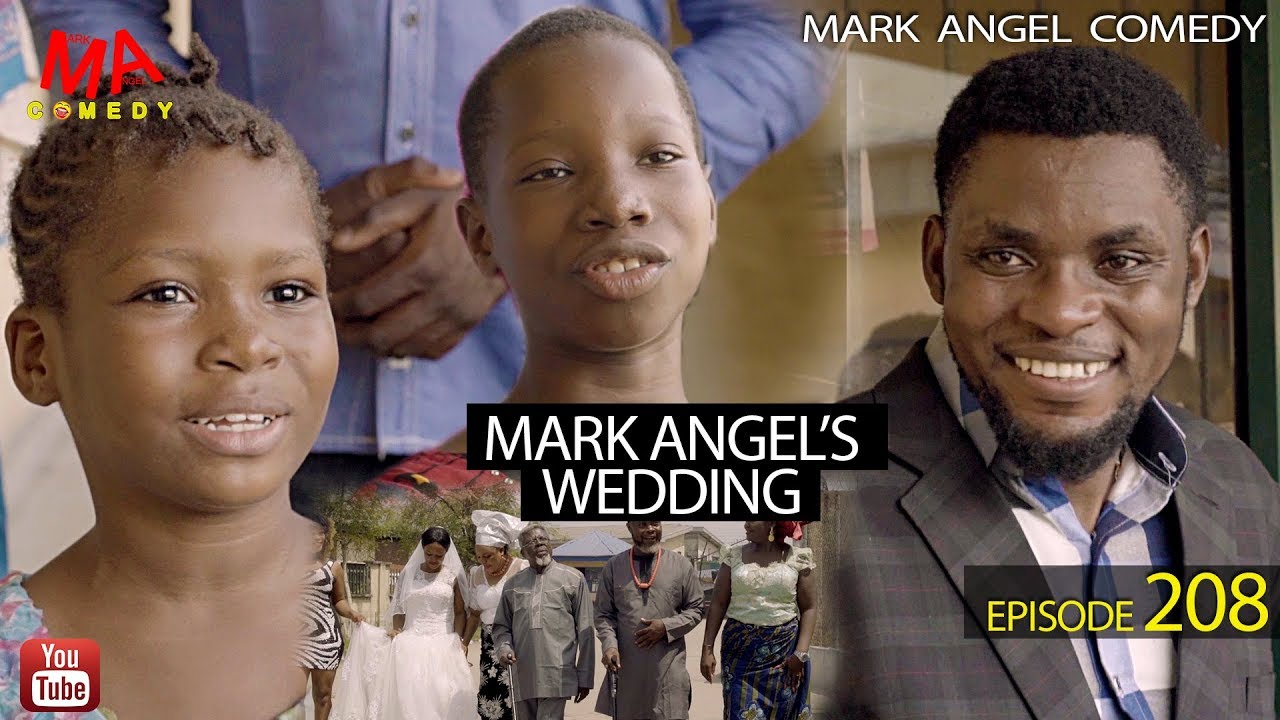 Download MARK ANGEL'S WEDDING (Mark Angel Comedy) (Episode 208)