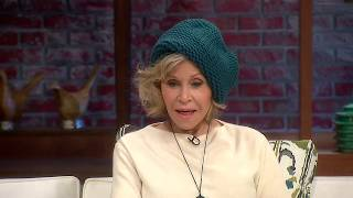 Jane Fonda on climate change | FULL INTERVIEW