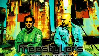 Wuzzup - Freestylers Mix - VOL3 (2012)