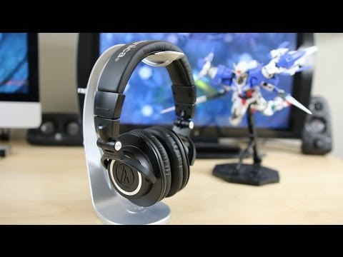 Audio Technica ATH M50x Review!