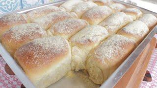 Pão de Milho Fofinho