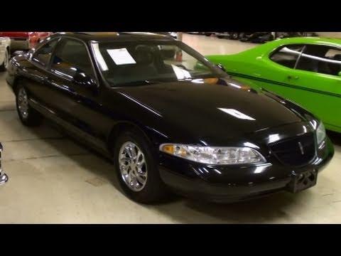 Abes Lincoln - 1998 Lincoln Mark VIII LSC 32 Valve...