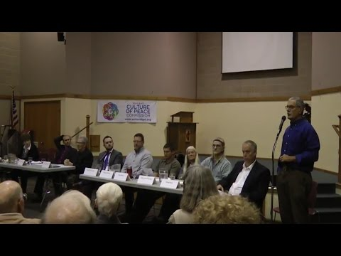 City Election Candidates Forum - Ashland Culture of Peace Commission - 10/5/2016