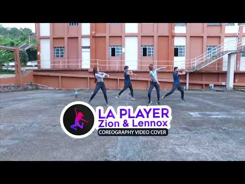 La Player - Zion y Lennox (Bandolera) - Choreography by Joy Dancing Colombia