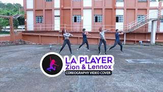 La Player - Zion Y Lennox Bandolera - Choreography By Joy Dancing Colombia