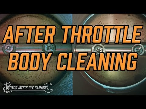 G37 & 370Z After Throttle Body Cleaning: Motorvate's DIY Garage Ep.27
