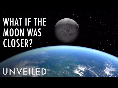 What If The Moon Was 2x Closer To Earth? | Unveiled