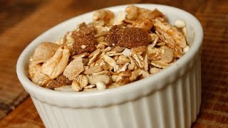 Do-It-Yourself Healthy Muesli Recipe