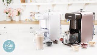 九陽豆漿機 K96 / K91 免清洗破壁機 磨豆機 咖啡機 慢磨果汁機功能 | 美味生活 HowLiving | 矽谷美味人妻