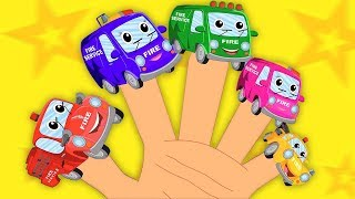 xe cứu hỏa | ngón tay gia đình | Fire Truck | Finger family | Kids Tv Channel Vietnam