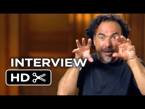 Birdman Movie Interview - Alejandro González Iñárritu (2014) - Emma Stone Movie HD