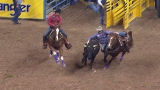 Tyler Waguespack Steer Wrestling World Champion 2016 thumbnail
