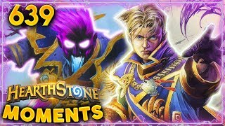 Priest VS Priest In A Nutshell!!   Hearthstone Daily Moments Ep. 639