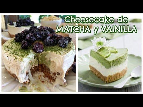 cheesecake-crudivegano-de-matcha-y-vainilla!!---sin-gluten/paleo