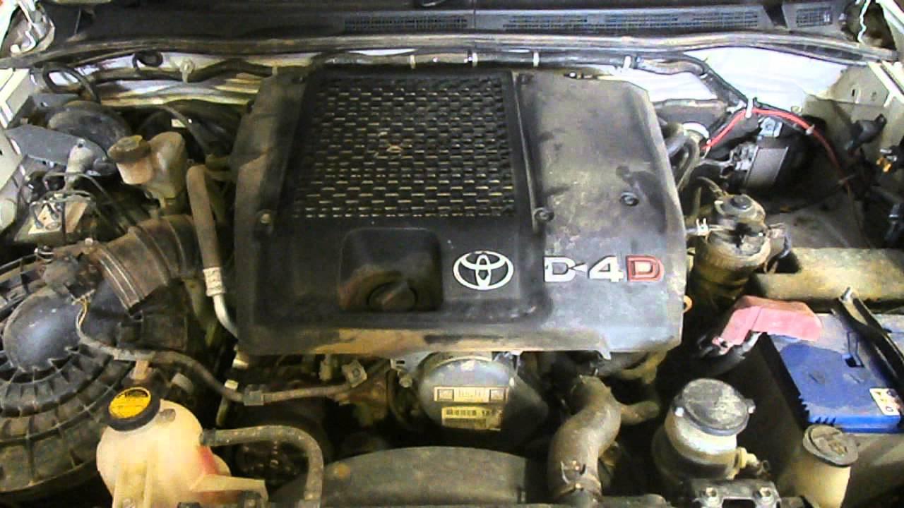 2014 Toyota Corolla Fuse Box Diagram Wrecking 2009 Toyota Hilux Diesel 3 0 1kd Turbo