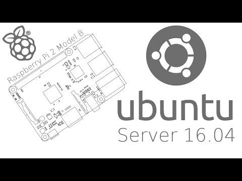 Tutorial Installing Ubuntu Server 16.04 LTS on a Raspberry Pi 2 - fresh install - What