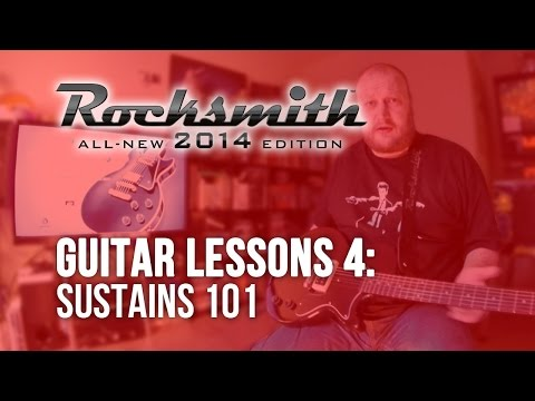 🎸-deejayone's-rocksmith-2014:-guitar-lessons-4-(sustains-101)-//-let's-play!