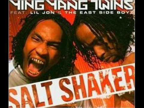 Ying Yang Twins - Salt Shaker Remix