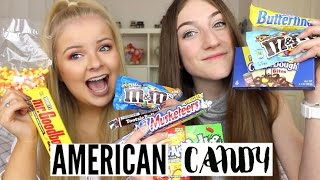 One of misscharlottebeauty1's most viewed videos: AUSTRALIANS TRY AMERICAN CANDY