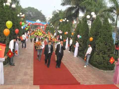 45 Năm thành lập trường ĐHKTCN Thái Nguyên