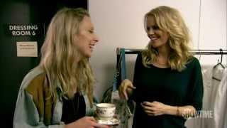 Episodes Season 2: Open Set - Tea Time with Mircea Monroe