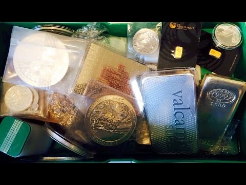 Top 10 Reasons To Own Silver & Gold