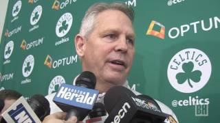Danny Ainge on the Boston Celtics decision at the NBA Trade Deadline
