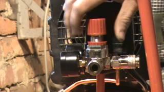 видео Ремонт и обслуживание компрессоров