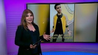 فيديو للممثل المصري-الكندي مينا مسعود عن تناوله الشاورما والحمص بمطعم إسرائيلي يثير ردود فعل غاضبة